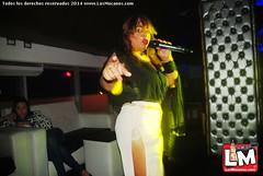 Jackeline Estévez @ Sober Lounge