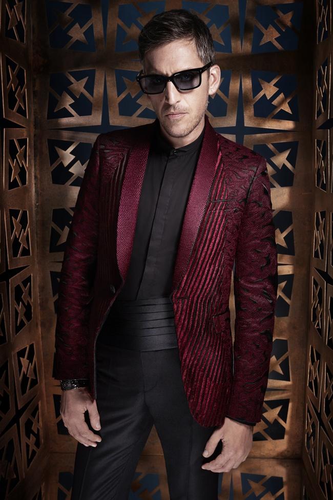 8 Roberto Cavalli Menswear SS14