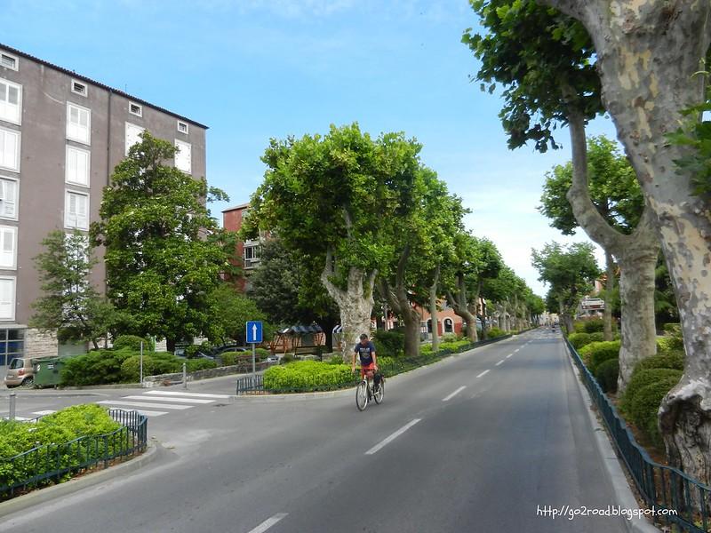 Велосипед -основное ТСвСловении