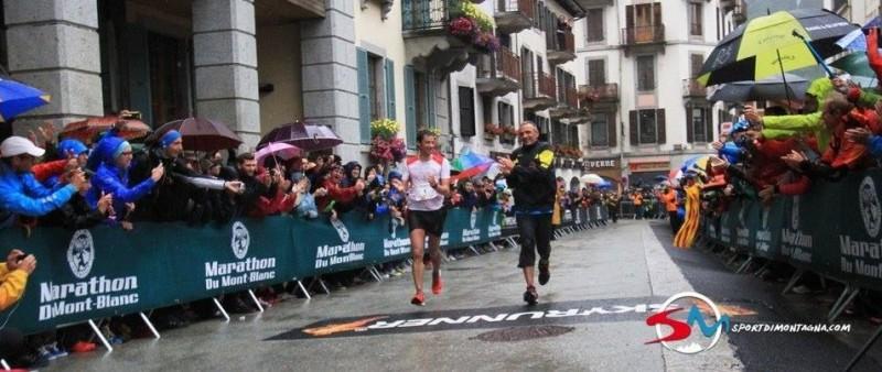 Kilian Jornet triumfuje na Marathon du Mont Blanc. Havlíček v TOP 20!