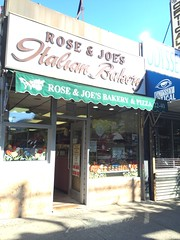 土, 2014-06-21 08:32 - Rose & Joe's Italian Bakery