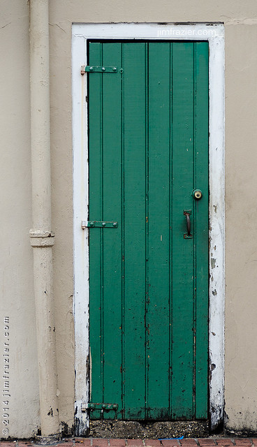 Doors of the French Quarter V
