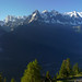 chamonix valley pano
