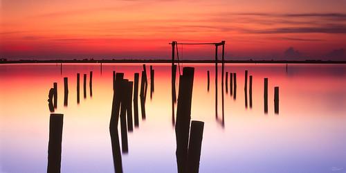 film sunrise landscapes florida fineart velvia largeformat palmbay 2014 6x12 floridaeastcoast ebonysv45ti jaspcphotography