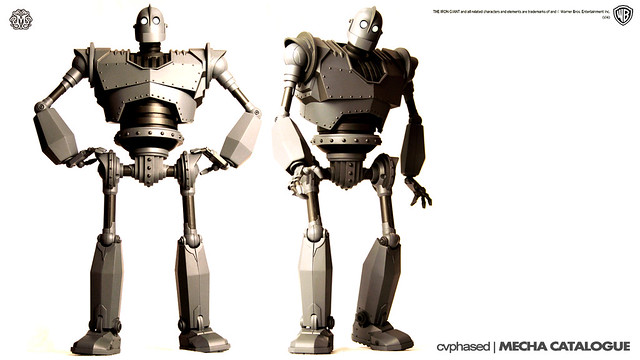 Mondo - IRON GIANT Collectible Figure
