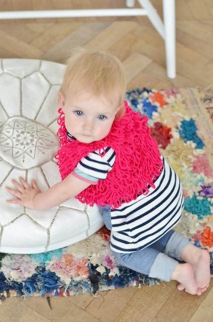 wood & wooly baby waistcoat