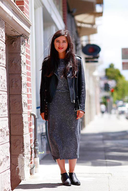 charisse_hillary2 street style, street fashion, women, San Francisco, Divisadero Street, Quick Shots
