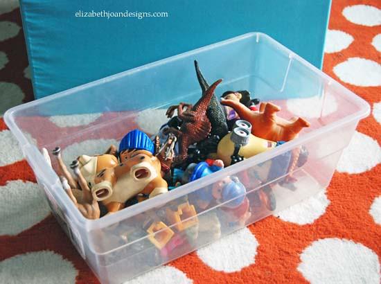 Toy Organization 5