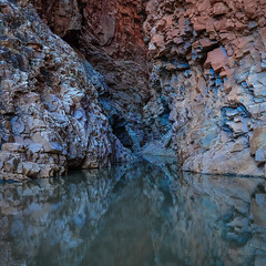 australien: mac donnell ranges
