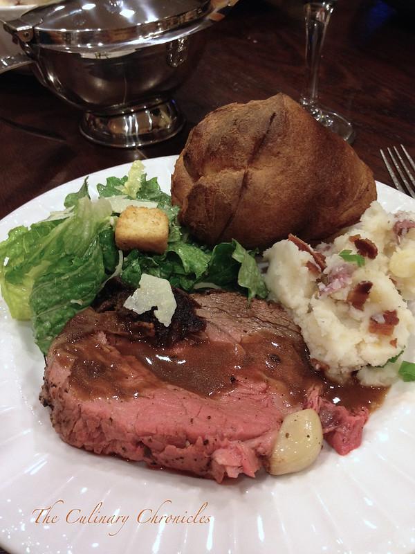 May 2014 Fam Dinner