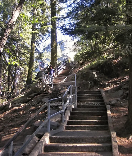 Stairs Morro Rock