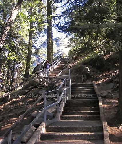 Stairs Morro Rock