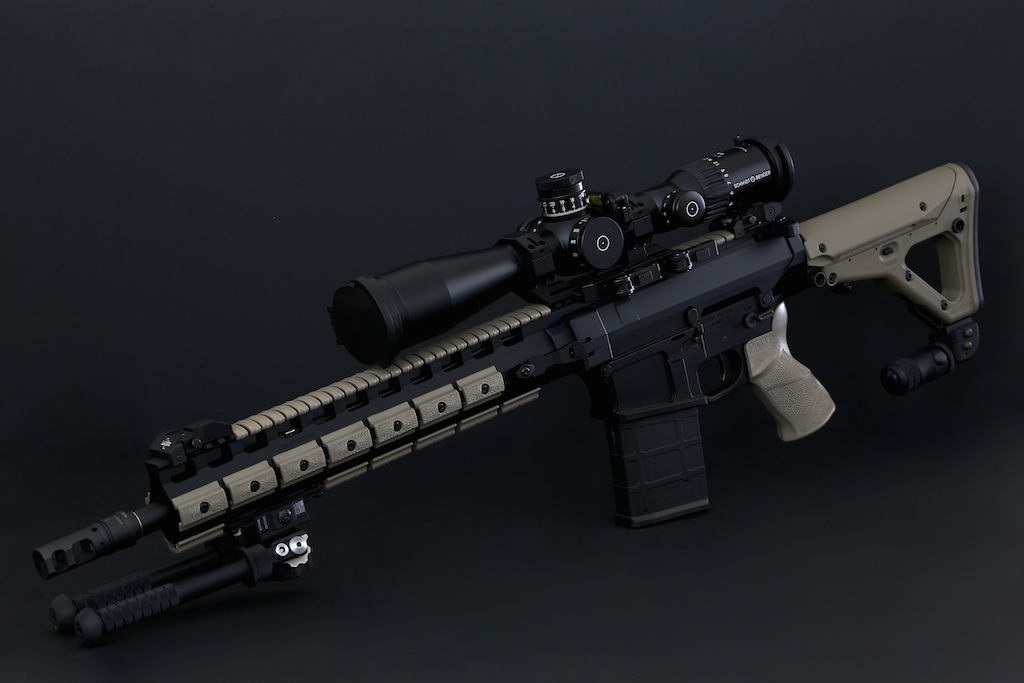 For Sale: Larue Tactical Costa-Edition 5.56 Rifle LIMITED EDITION