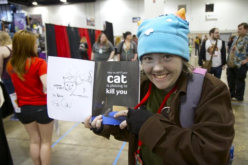 Denver Comic Con 2014 - 34