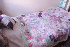 Rosie's Quilt - the finished quilt (10)