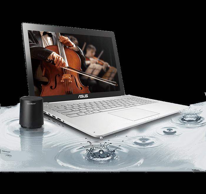 N550LF laptop tầm trung nghe nhạc tốt - 23816