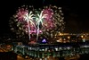 Rockies Fireworks Over Coors Field