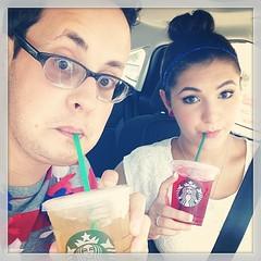 Obligatory white girl pic #Starbucks #whitegirlstatus #happyfourth #patrioticmusic