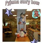 L'heure du conte en pyjama en anglais : la nuit des toutous (15 juillet 2013)