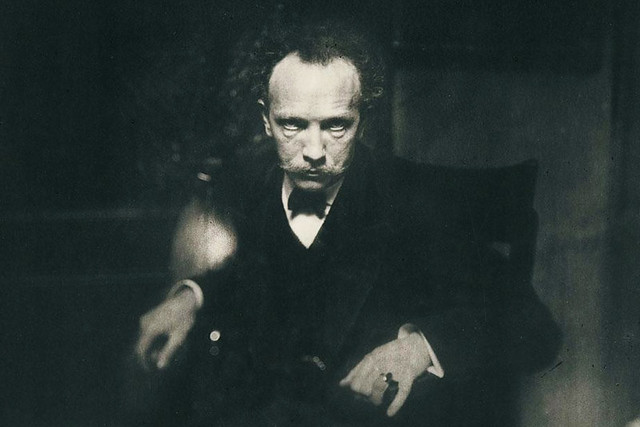 Richard Strauss in 1904. Photo by Edward Steichen