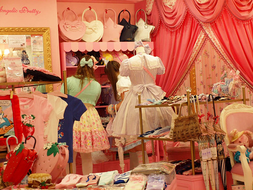 Lolitas in Angelic Pretty
