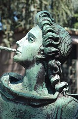 Cimetière monumental - Milan - Italie
