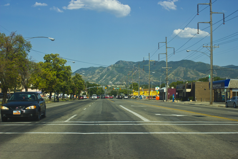Salt Lake City tapeparade USA 2014 travel travelling journal photography