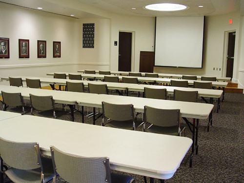 CMU Presidents Room - Classroom