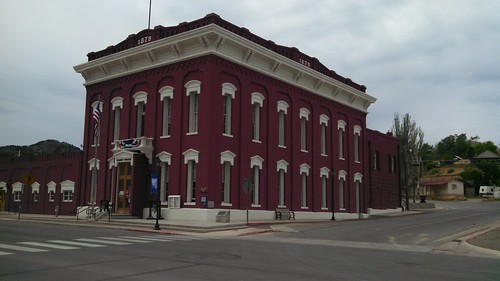 Eureka County Courthouse