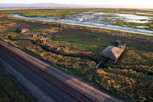 Drawbridge, California - July 2014