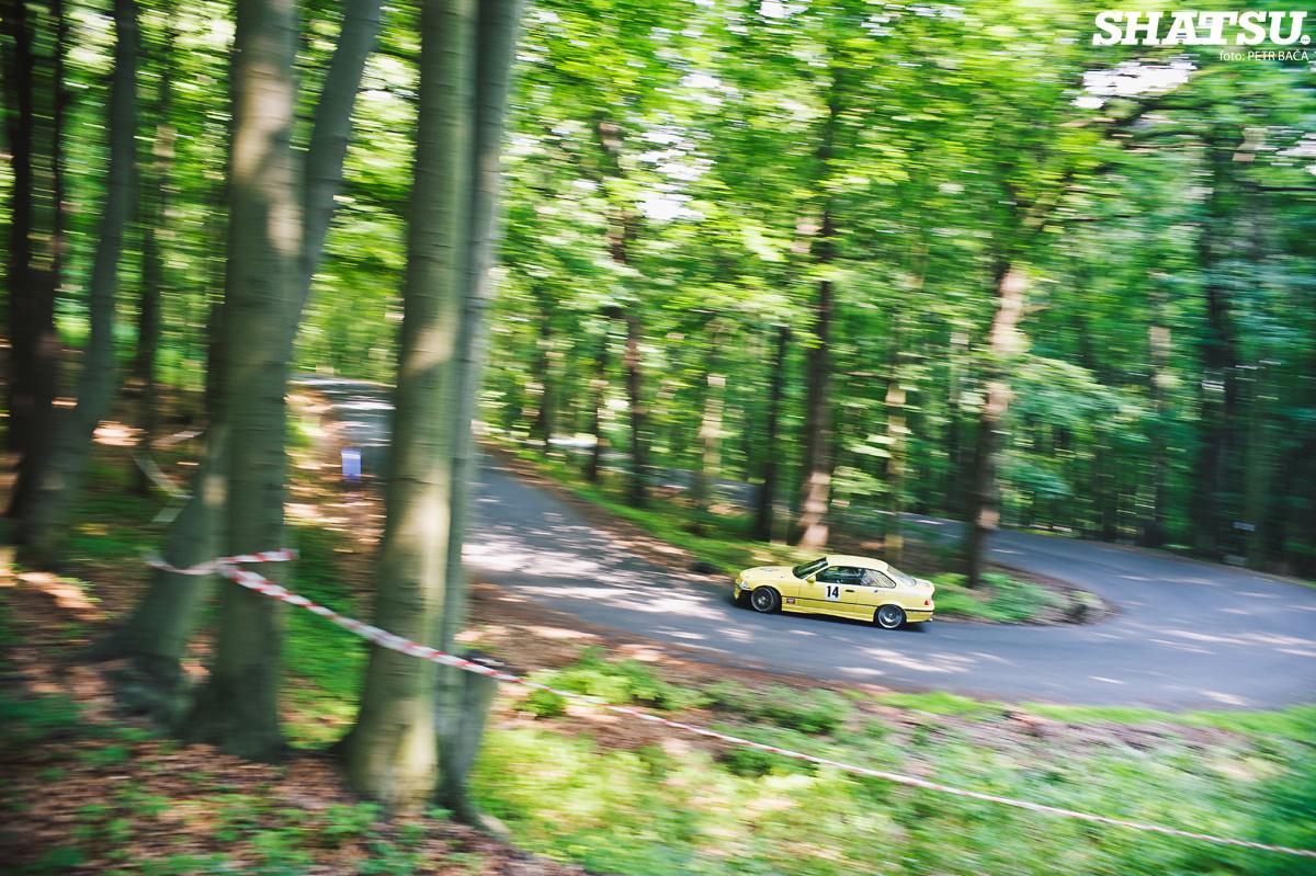 Rally Krušné hory 2014, Litvínov, Janov, BMW M3 E36, ČMPR,
