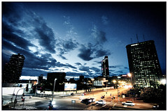 Low-Fi Blue Sky Milan