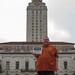 UT Main Tower and Me by mrlaugh