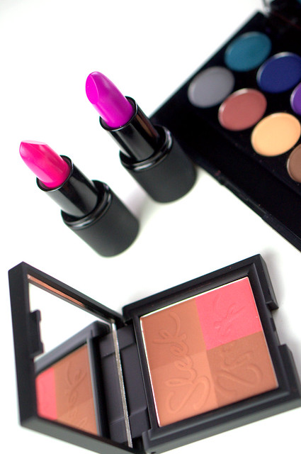 Sleek Makeup products