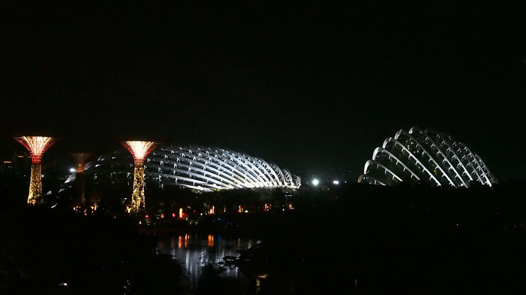ISO 8000 滨海湾花园 Gardens by the Bay