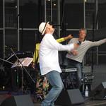 Funky Freds auf dem Hessentag 2013
