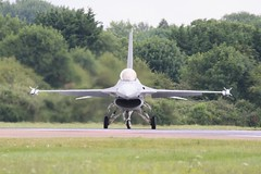 F-16A MLU Fighting Falcon 02