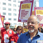 RNs to Picket Doctors San Pablo Today, Stepping Up Call for County to Keep West County Hospital Open