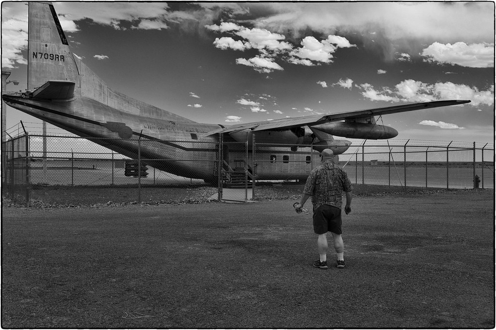 MCB And The Con Air Fairchild Provider, Wendover Field, Wendover, UT, July 21, 2014