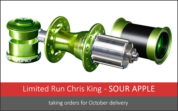 Chris King Sour Apple