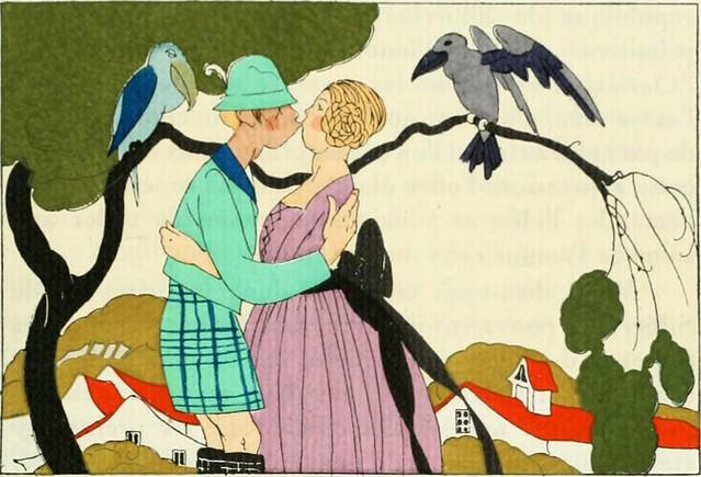 """Image from page 12 of """"La Guirlande : album d'art et de littérature : nos. 1-11, 1919-1920"""" (1919)"""