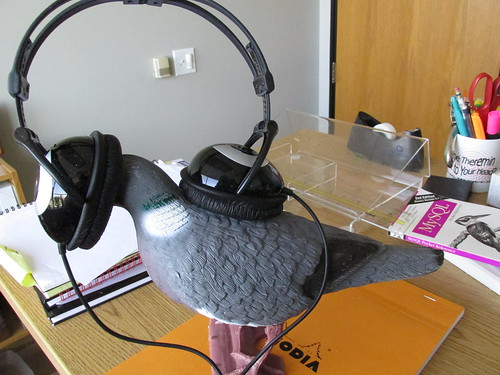 The Headphone Incident, Part I