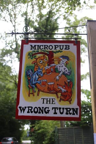 The Wrong Turn, Barfestone, kent