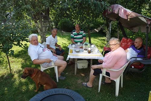 Gusia's family