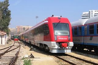 Noicattaro. Treno FSE