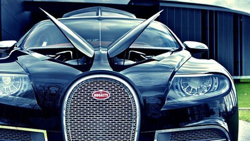 The new Bugatti is coming in 2016
