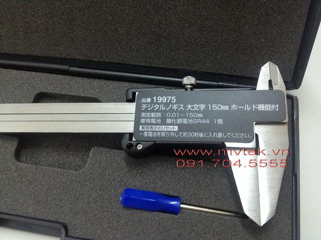 thước cặp điện tử shinwa 19975