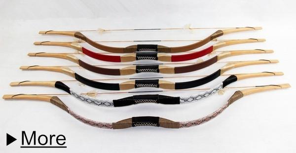 Chinese Wuyi horsebows range