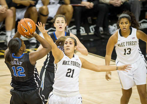Wake Forest women's basketball