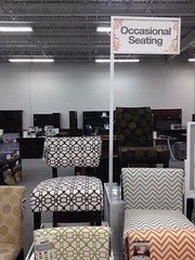 Sometimes-Chair Lot